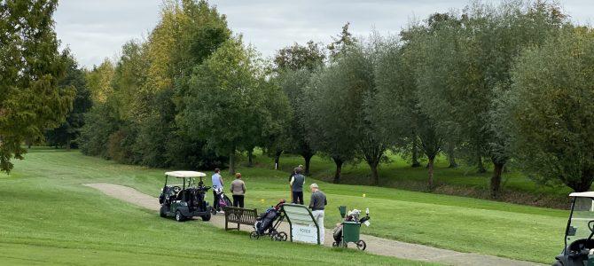 25-10-2019 – Golfclub Cromstrijen